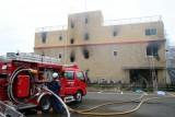 24 قتيلا في حريق استوديو للرسوم المتحركة في اليابان
