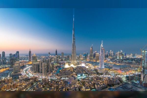 صورة عامة لدبي - وكالة أنباء الإمارات