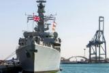 بريطانيا ترسل سفينة حربية ثالثة إلى الخليج