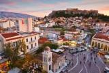 زلزال قوي يضرب أثينا