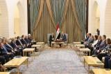 صالح لأشتية: ضامنون لحقوق الفلسطينيين في العراق