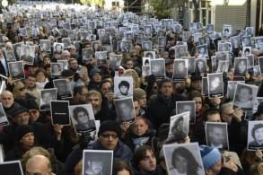 إحياء ذكرى تفجير المركز اليهودي في بوينس آيرس - أرشيفية