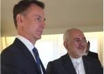 هنت لظريف: إيران اختارت طريقًا خطيرًا