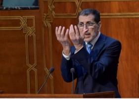 سعد الدين العثماني أمين عام حزب العدالة والتنمية المغربي