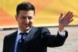 فولوديمير زيلينسكي رئيس أوكراني خارج عن المألوف