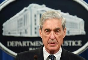 المدعي الخاص السابق المكلف التحقيق في التدخل الروسي روبرت مولر في 28 أيار/مايو 2019 في واشنطن
