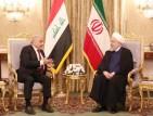 عبد المهدي يبحث مع روحاني نزع فتيل الأزمة في الخليج