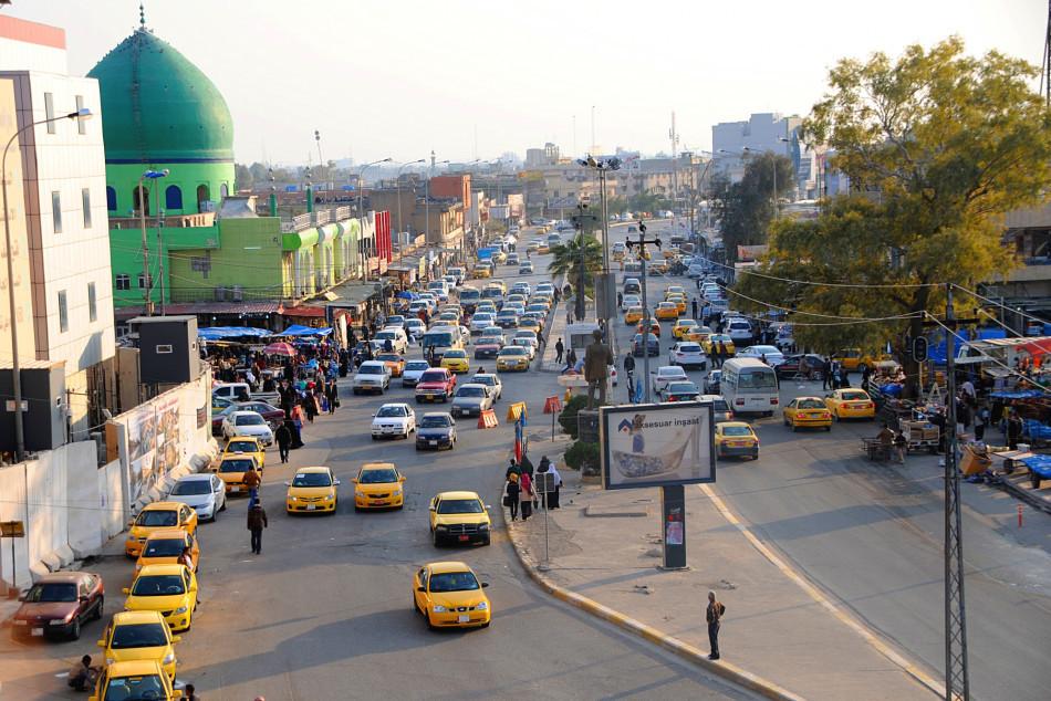 كركوك المدينة العراقية الشمالية المتنازع عليها