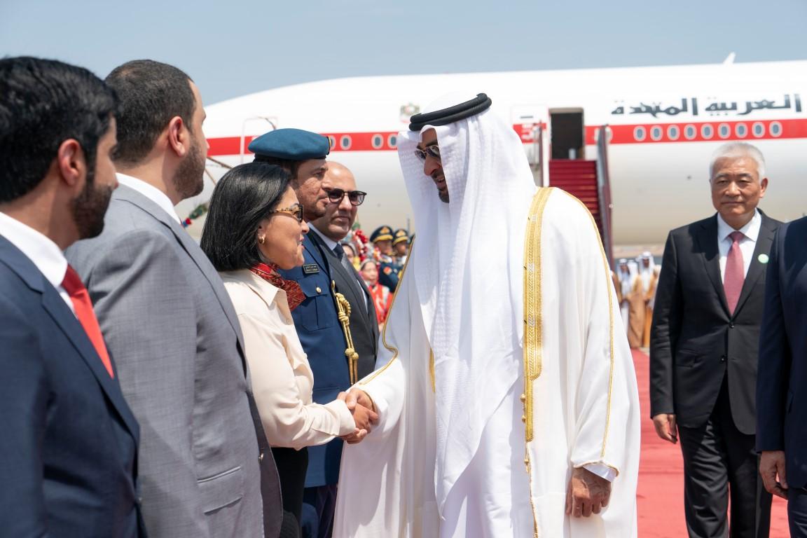 زيارة محمد بن زايد للصين تعميق للعلاقة الاستراتيجية بين البلدين