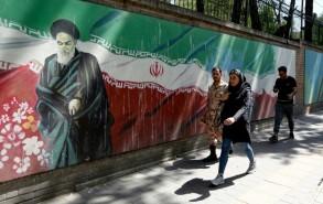العاصمة الإيرانية طهران في 22 حزيران حزيران/يونيو 2019