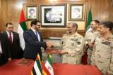 الإمارات وإيران توقعان اتفاقًا للتعاون الحدودي