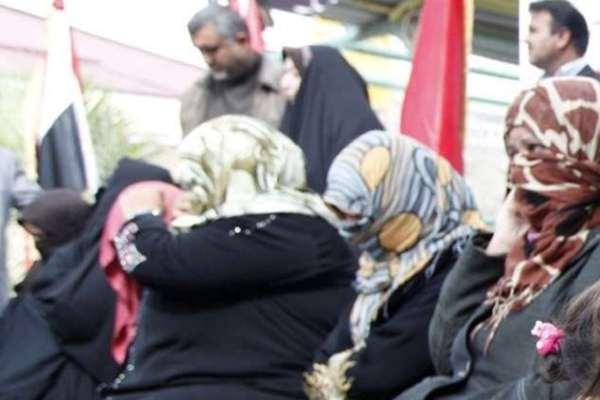 نساء أجنبيات في تنظيم داعش معتقلات في العراق