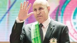 الرئيس الموريتاني ولد الغزواني يشكل اول حكومة في عهده