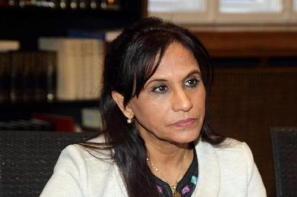 أمينة بوعياش رئيسة المجلس الوطني لحقوق الانسان