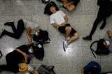 استئناف حركة الملاحة في مطار هونغ كونغ