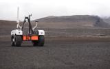 ناسا تحتل حقل حمم في ايسلندا تحضيرا لمهمة في المريخ
