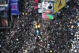 محتجو هونغ كونغ أمام اختبار حاسم نهاية الأسبوع