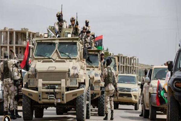 الجيش الليبي وافق على هدنة الاضحى