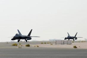 طائرات تابعة للتحالف الدولي