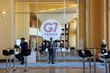 افتتاح قمة مجموعة السبع في بياريتس وسط خلافات حادة