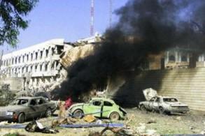 تفجير مبنى الأمم المتحدة في بغداد صيف 2003