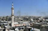 تعزيزات لقوات النظام السوري شمال مدينة خان شيخون الاستراتيجية