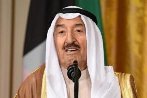 أمير الكويت الشيخ صباح الاحمد الجابر الصباح