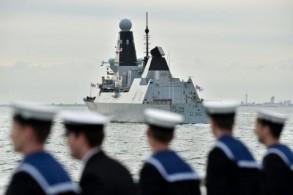 السفينة الحربية البريطانية