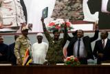 واشنطن ترحب بتوقيع الاتفاق في السودان