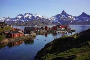 غرينلاند جزيرة غنية بالموارد القيمة كالمعادن النفيسة