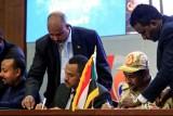 تشكيل المجلس السيادي في السودان لقيادة المرحلة الانتقالية