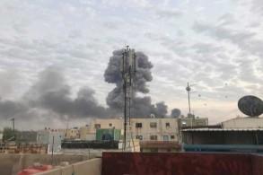 هجوم اسرائيلي على موقع للحشد الشعبي في العراق