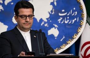 المتحدث باسم الخارجية الايرانية عباس موسوي
