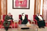 البحرين ستشارك بتأمين الملاحة في الخليج