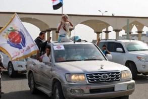 مؤيدون للمجلس الانتقالي في عدن