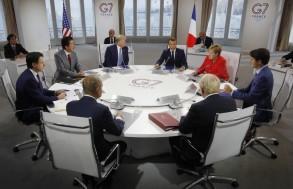 الخلافات تدب بين الزعماء مع افتتاح قمة مجموعة السبع في فرنسا