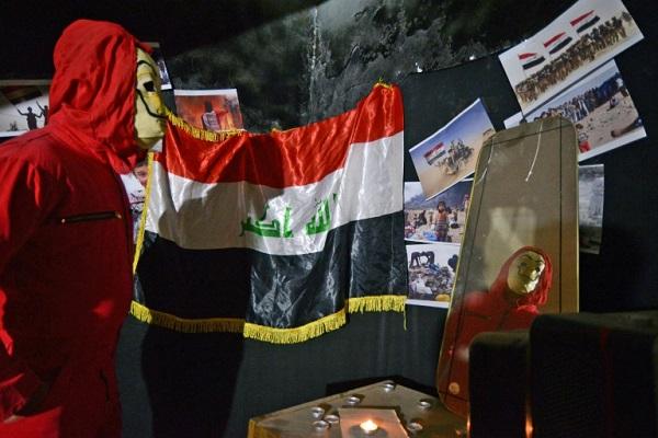 """""""بيلا تشاو"""" بالنسخة العراقية: """"نريد وطناً"""""""