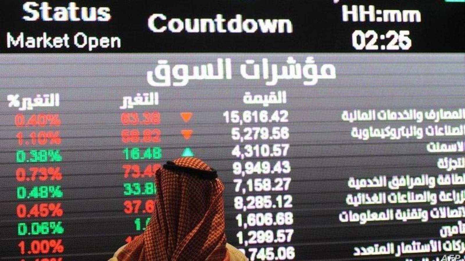 الاسهم السعوديه