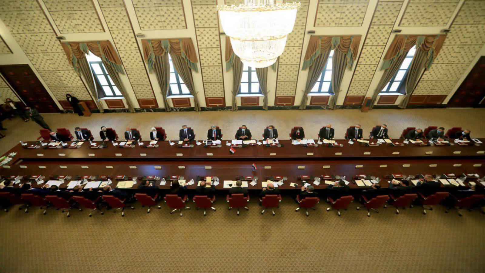 الكاظمي ومدبولي يترأسان اجتماعات اللجنة العليا المشتركة لبلديهما