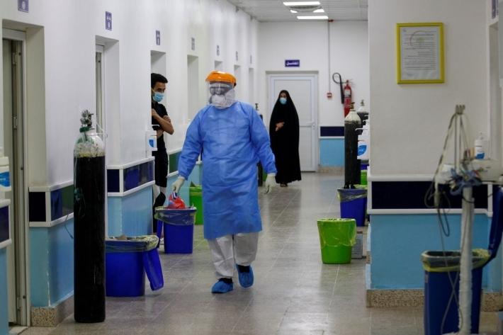 مستشفى عراقي لمعالجة مصابي كورونا