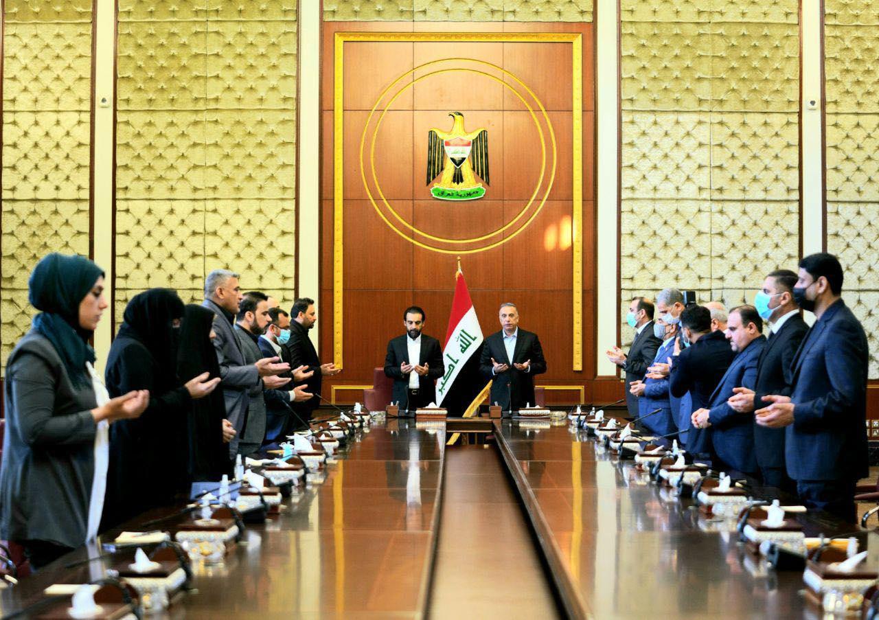رئيسا الحكومة والبرلمان العراقيين يترأسان اجتماعا طارئا الاحد لبحث تداعيات حريق مستشفى ابن الخطيب