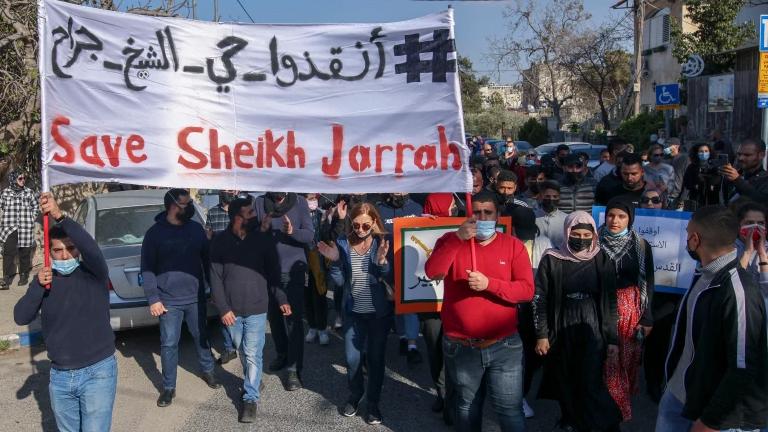 السعودية نيوز |  السعودية ترفض خطط إسرائيل لإخلاء منازل فلسطينية في القدس الشرقية