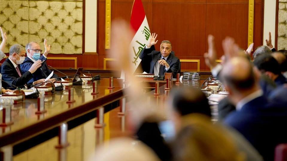 الكاظمي واعضاء حكومته يصوتون الثلاثاء على عقوبات بحق مسؤولين كبار في وزارة الصحة