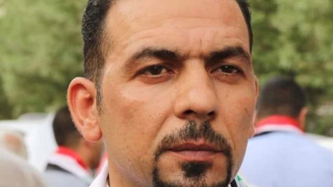 الناشط العراقي المغدور في كربلاء ايهاب الوزني