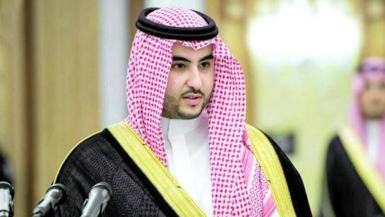 السعودية نيوز |  نائب وزير الدفاع السعودي في بغداد