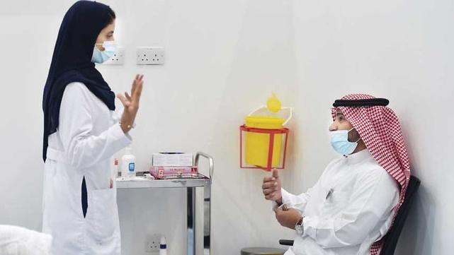 السعودية نيوز |  السعودية تفرض تلقي لقاح ضد كوفيد لدخول بعض الأماكن