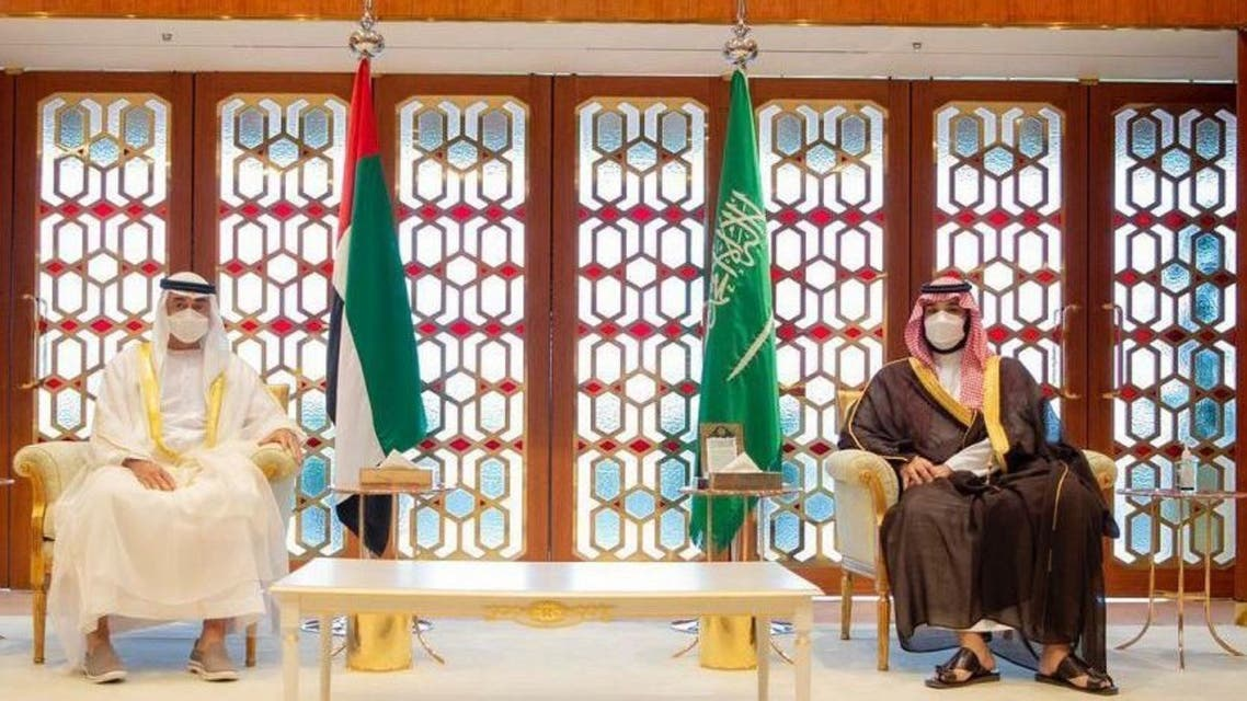 السعودية نيوز |  محمد بن زايد: الشراكة الإماراتية - السعودية قوية ومستمرة
