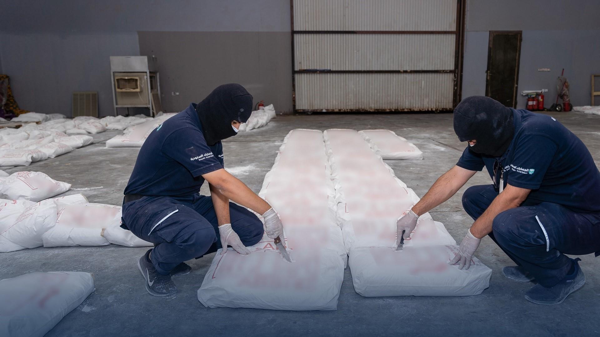 """السعودية نيوز    السعودية تصادر أكثر من خمسة ملايين حبة كبتاغون """"مطحونة"""""""