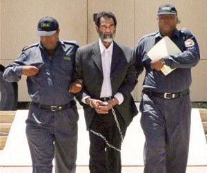 طفولة صدام حسين المعقدة تستقطب اهتمام سجناء أميركا