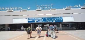 المطارات المغربية استقبلت 5.6 مليون مسافر في الربع الأول من 2019
